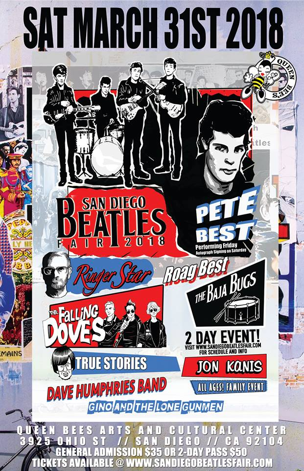 San Diego Beatles Fair